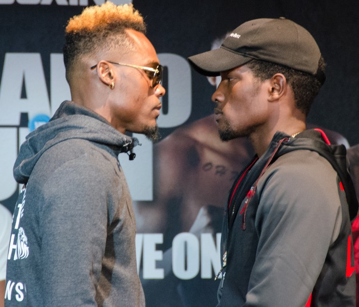Lara Vs. Gausha Final Press Conference Photos & Quotes