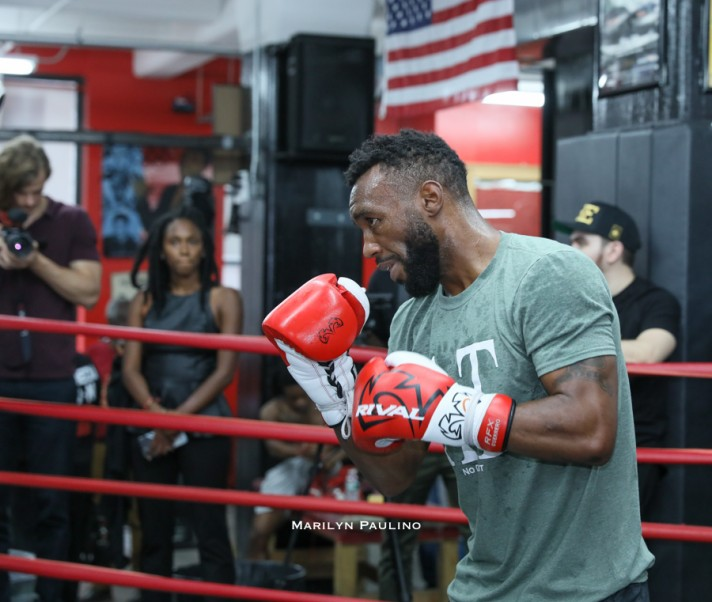 Lara Vs. Gausha Media Workout - MVP RBRBoxing (29)