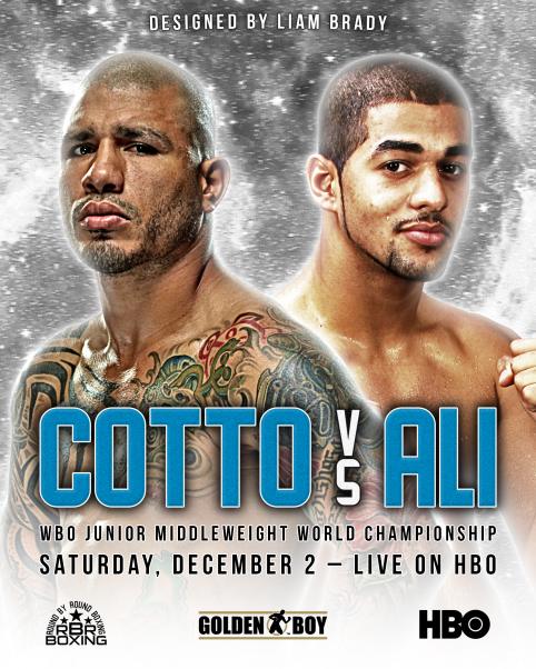 Miguel Cotto Sadam Ali