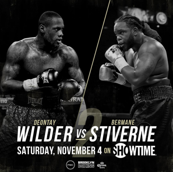 Wilder vs. Stiverne