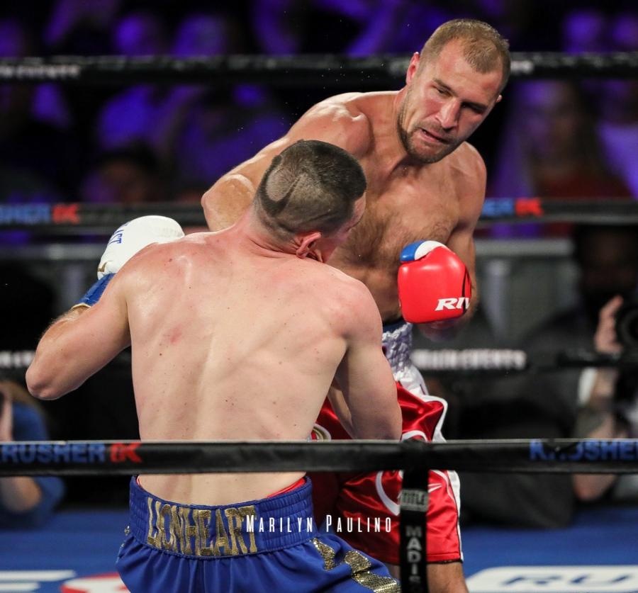 Sergey Kovalev Vs. Slava Shabranskyy Fight