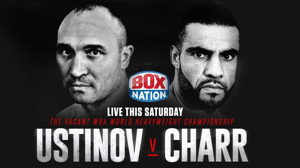 Ustinov vs. Charr