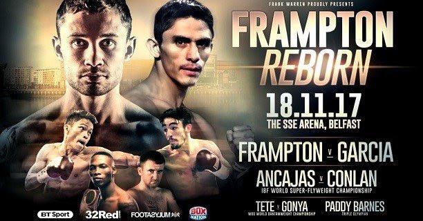 Frampton vs. Garcia
