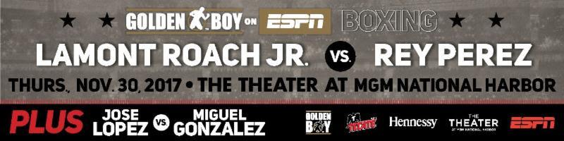 Lamont Roach Jr. vs Rey Perez