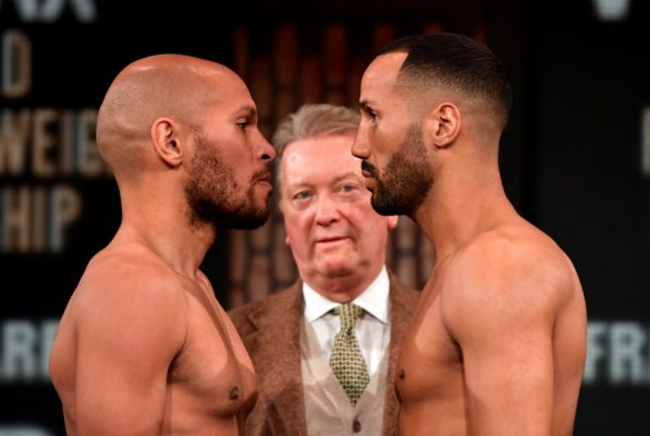 James DeGale vs. Caleb Truax