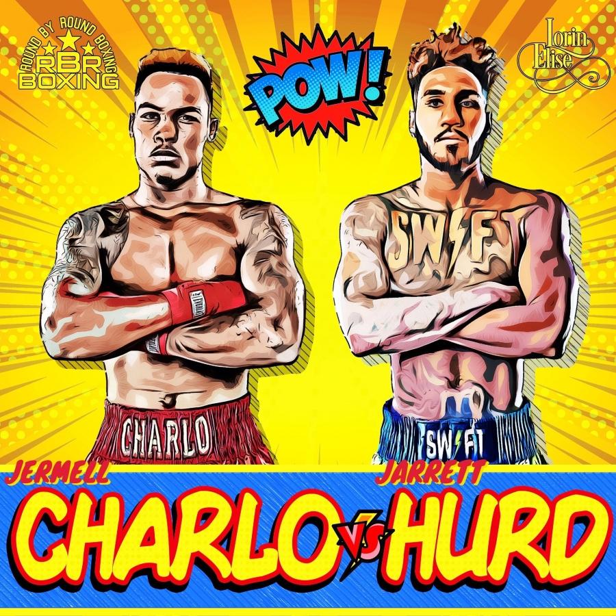 Jermell Charlo vs. Jarrett Hurd