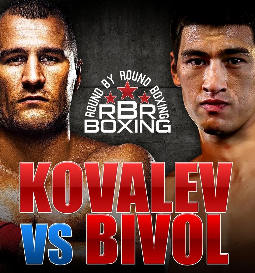 Kovalev vs. Bivol