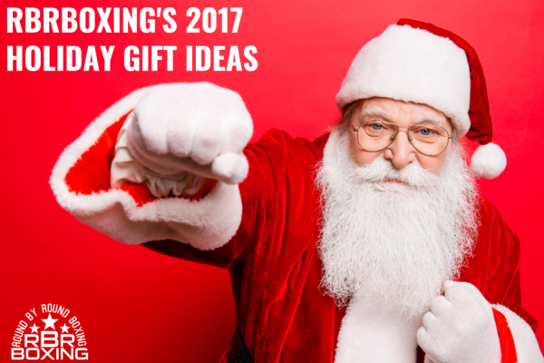 Best Holiday Gifts for Fight Fans