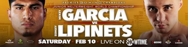 Garcia vs. Lipinets