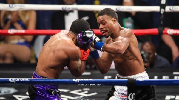 Errol Spence vs. Lamont Peterson
