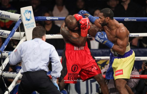 Marcus Browne vs. Francy Ntetu