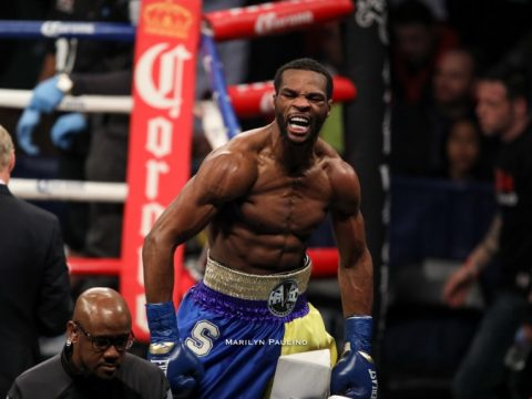 Marcus Browne vs. Francy Ntetu