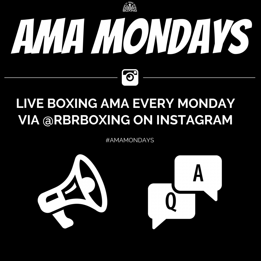 RBRBoxing AMAMondays