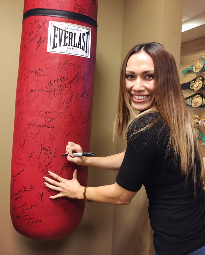 Seniesa Estrada