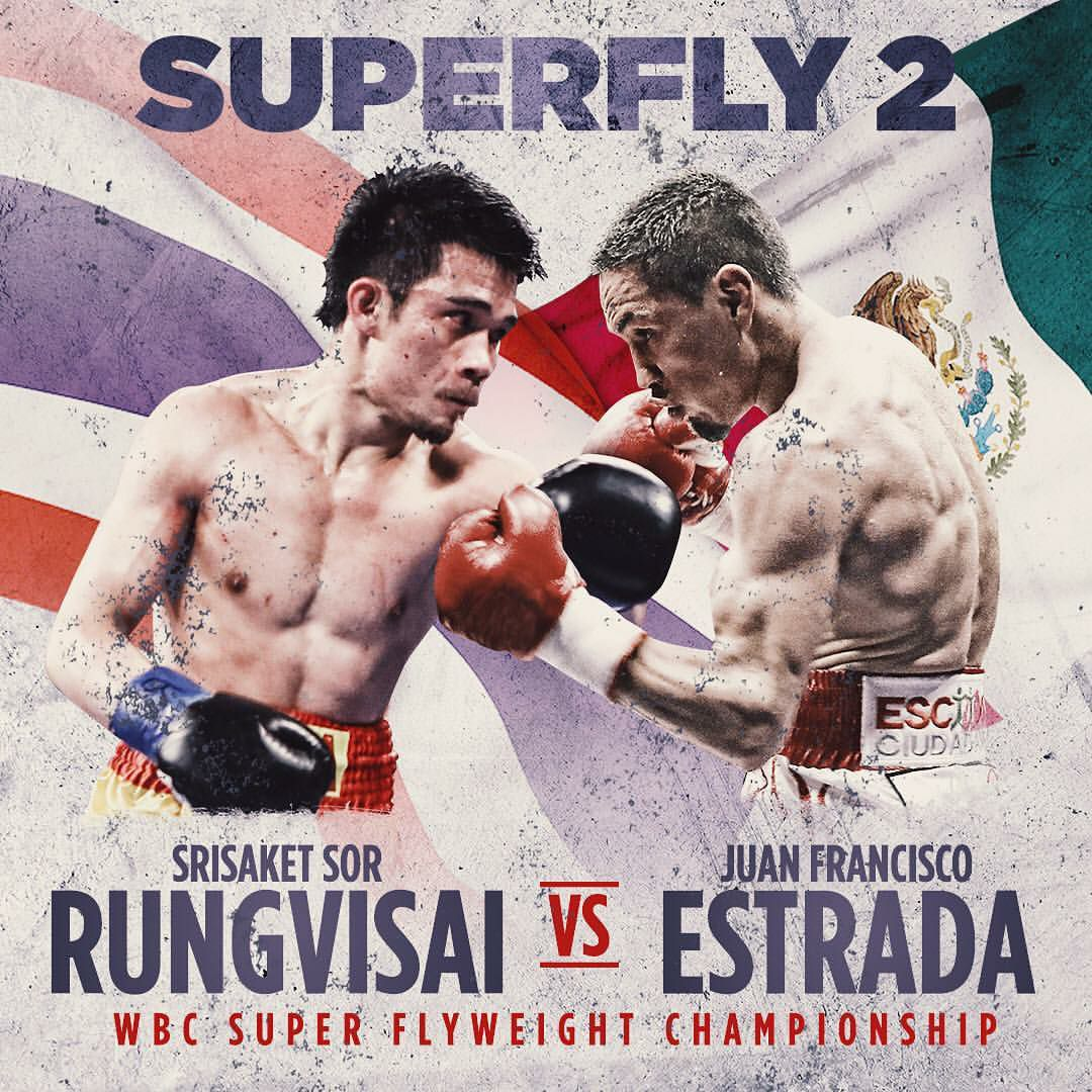 Rungvisai vs. Estrada