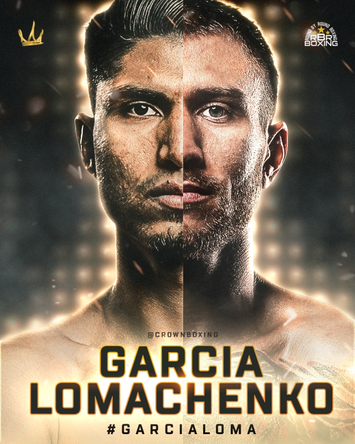 Mikey Garcia vs. Vasiliy Lomachenko