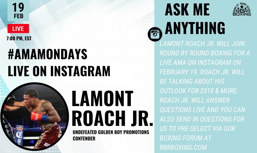 Lamont Roach Jr. AMA