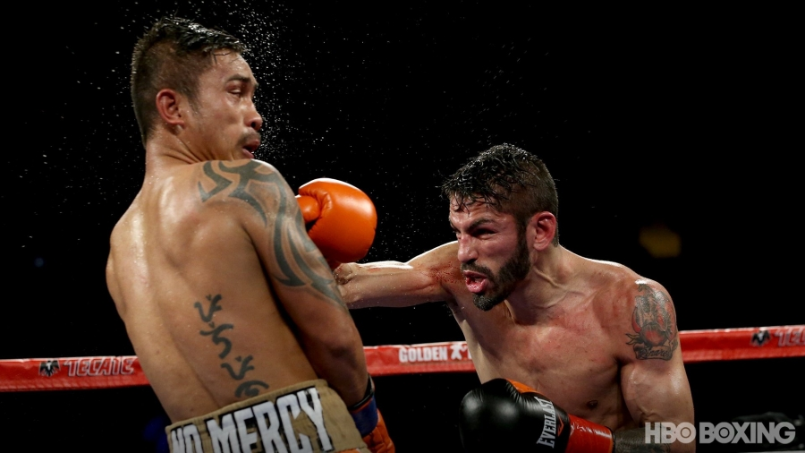 Jorge Linares vs. Mercito Gesta Results