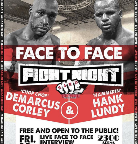Lundy vs. Corley