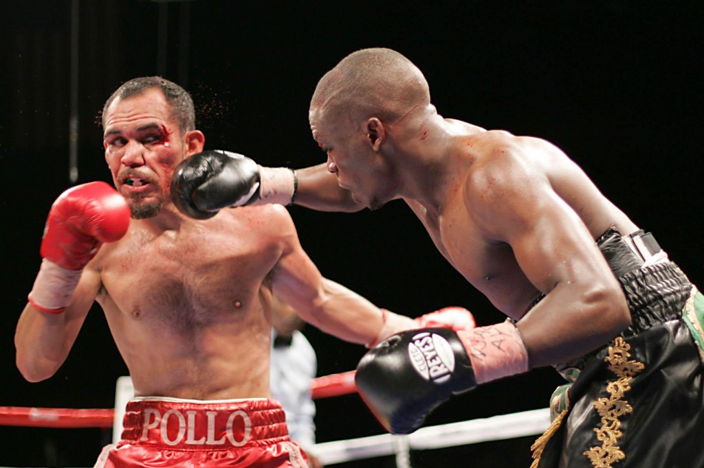 Sharif Bogere vs. Ray Beltran