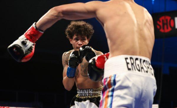 Shohjahon Ergashev vs. Sonny Fredrickson