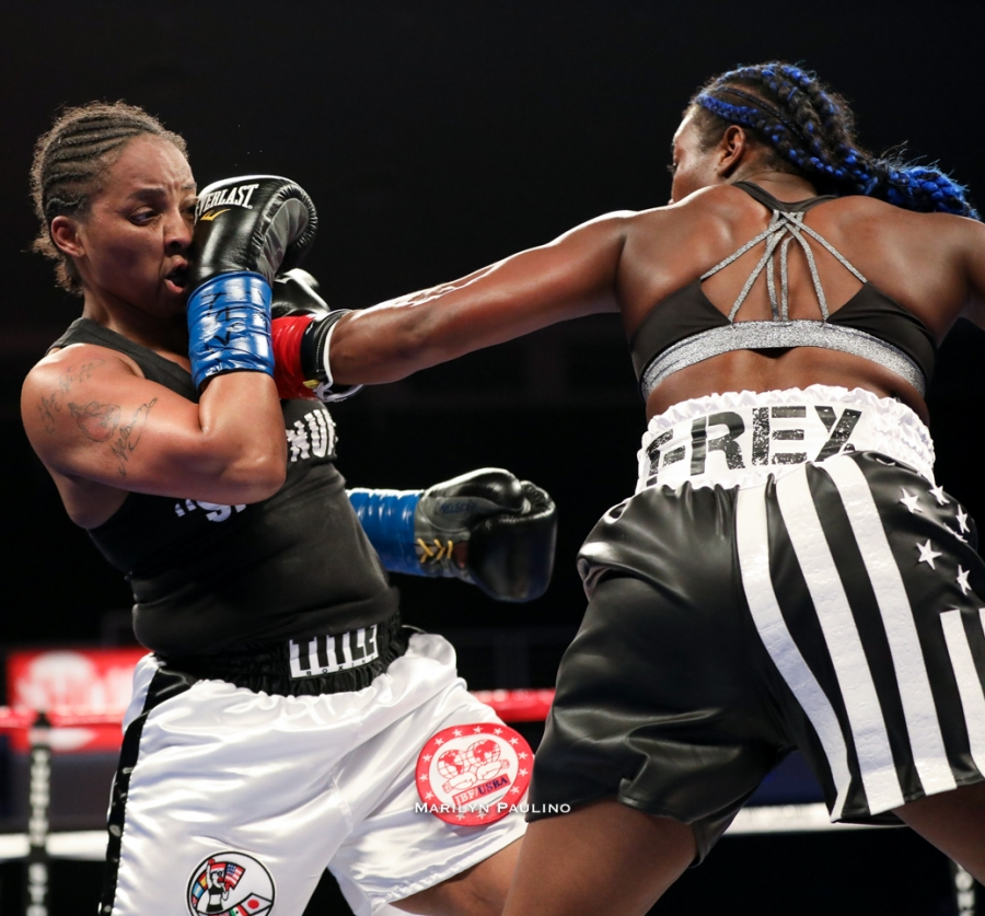Shields Picks Apart Nelson, Easily Wins Decision to Retain Titles