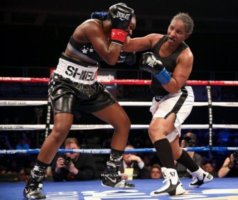Claressa Shields vs. Tori Nelson
