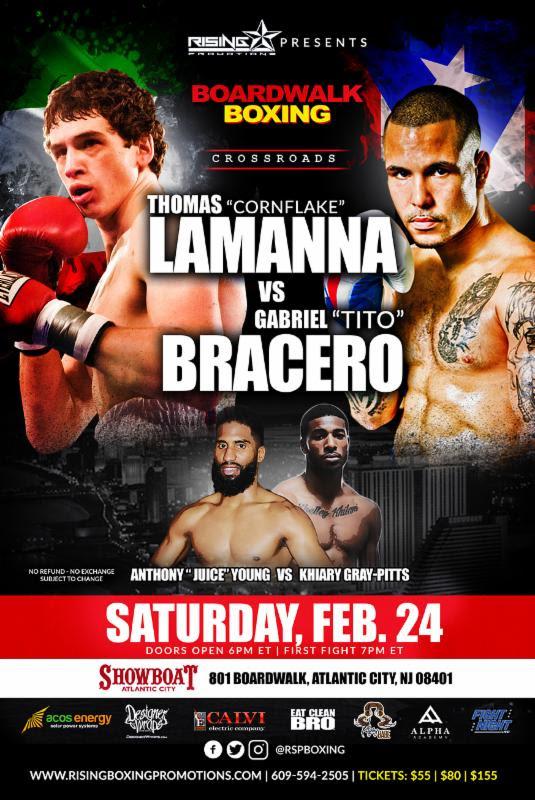 LaManna vs. Bracero