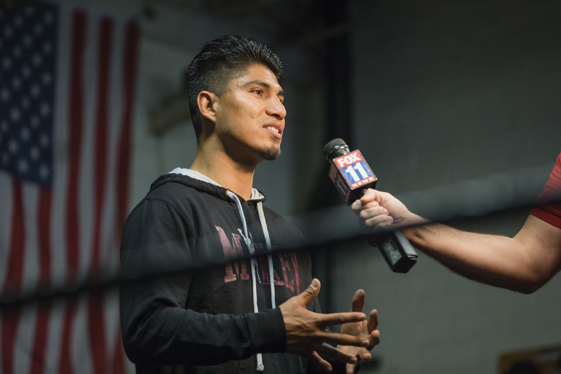 THREEdivision world champion Mikey Garcia kept his undefeated record intact with a dominant 12round performance against fourdivision world champion
