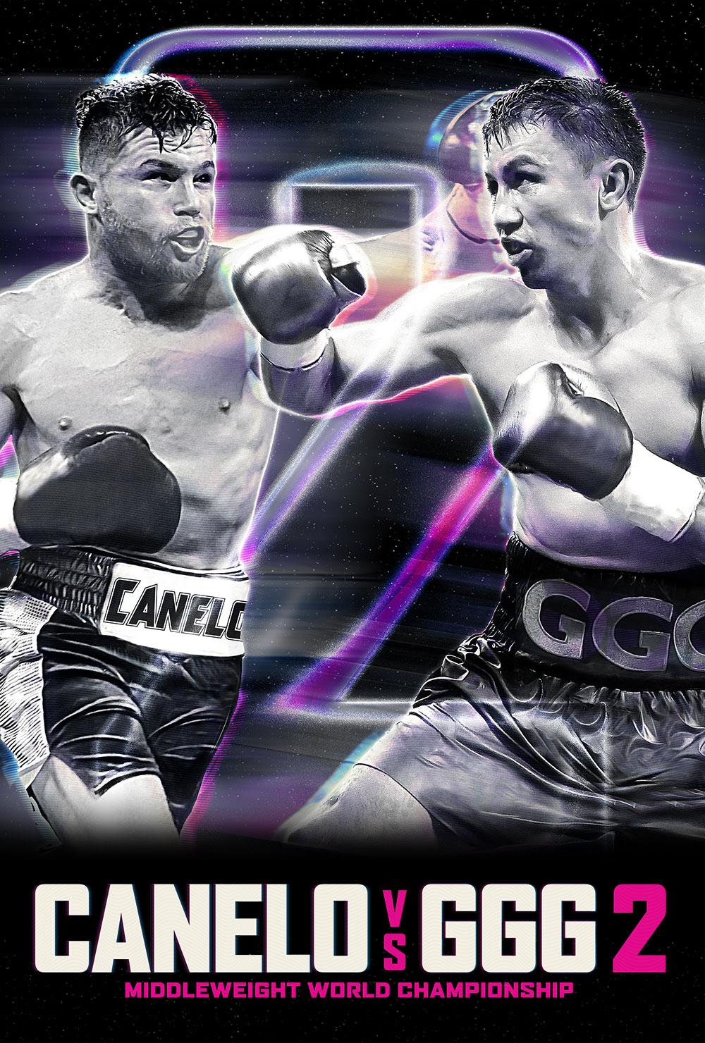 Canelo vs. GGG 2