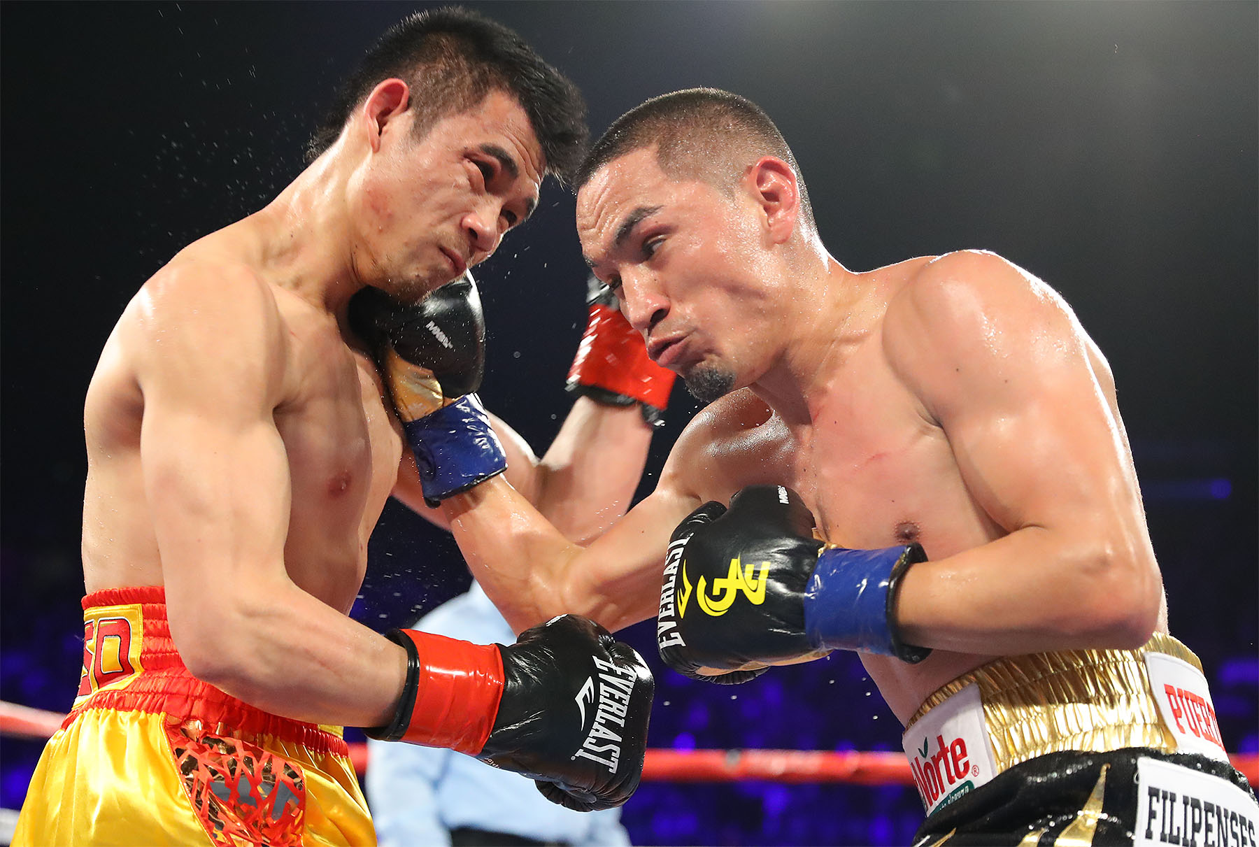 The two men first met in the ring in February 2018 in the second rendition of HBO and Tom Loeffler's 360 Promotions SuperFly series. The bout ended up being one of the best of that year in a fight that could have been scored for either fighter.