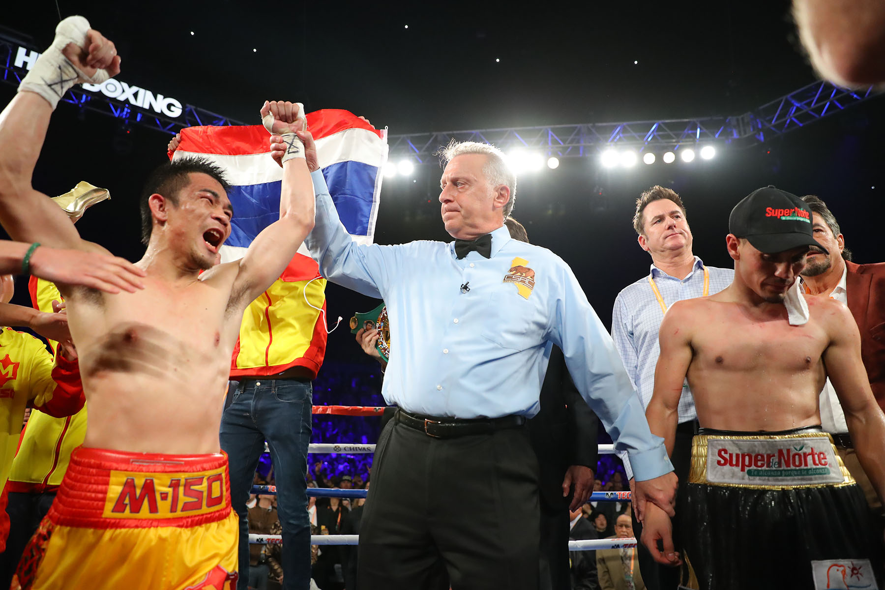 Unfortunately for both Rungvisai and Estrada they will likely be underrated and underappreciated due to the weight class they occupy.