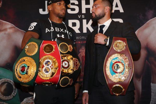 Joshua vs. Parker Showtime