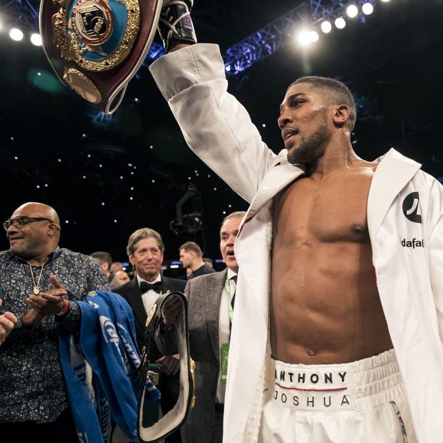 Anthony Joshua UFC