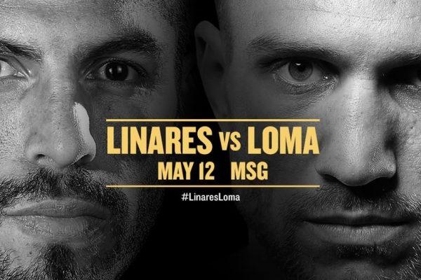 Linares vs. Lomachenko