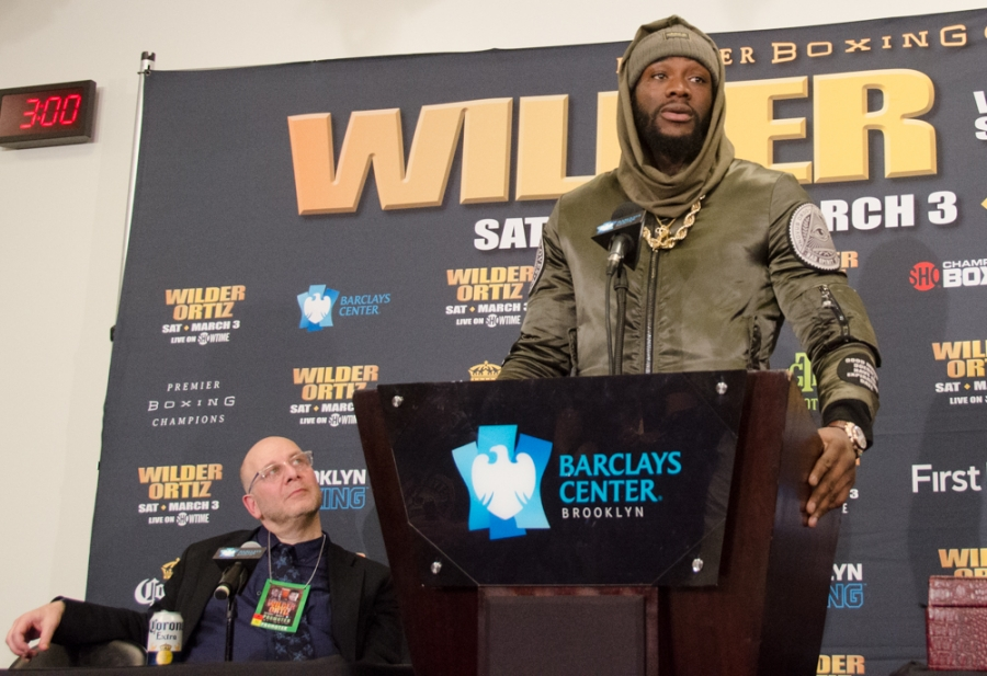 Team Parker - Wilder win 'good result' for heavyweight division