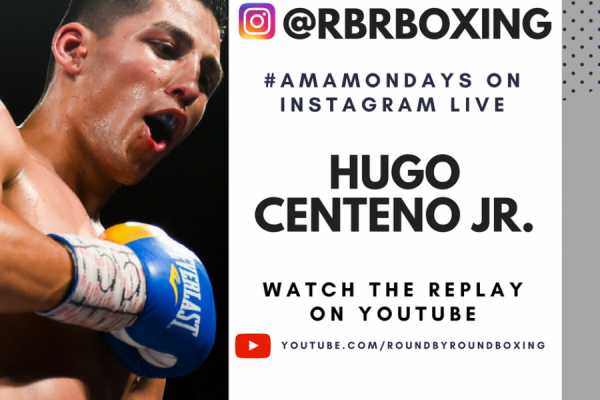 Hugo Centeno Ask Me Anything