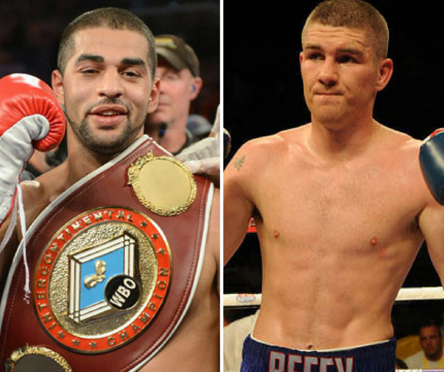 Sadam Ali vs. Liam Smith May 12 on HBO