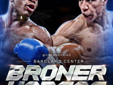 Broner vs. Vargas