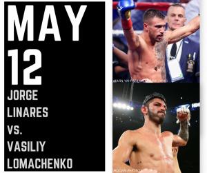 Lomachenko vs. Linares