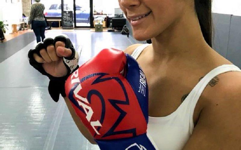 Amanda Serrano MMA