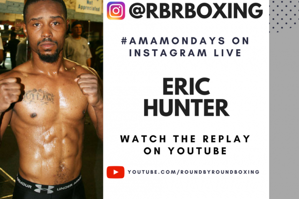 Eric Hunter Ask Me Anything
