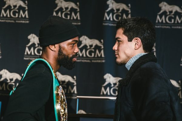 Russell vs. Diaz