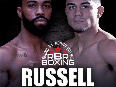 gary russell jr. vs. joseph diaz