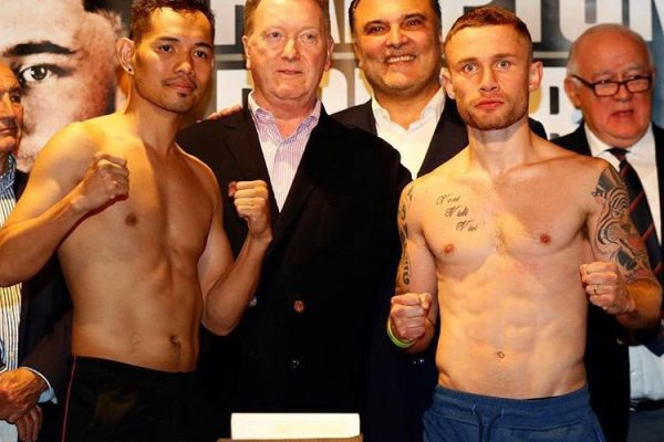 Carl Frampton - MTK Global