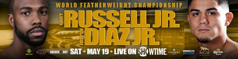 Gary Russell Jr. vs. Joseph Diaz Jr.