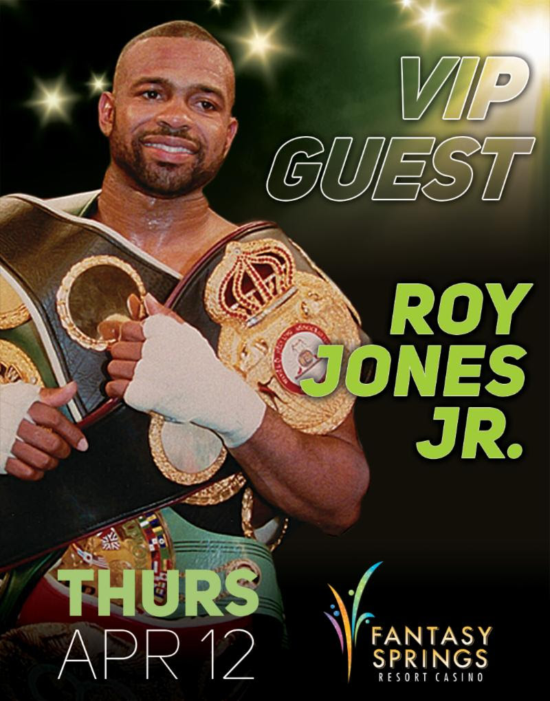 Roy Jones Jr.