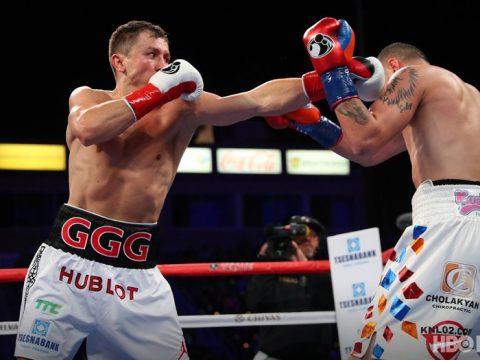 Gennady Golovkin's KOs Vanes Martirosyan