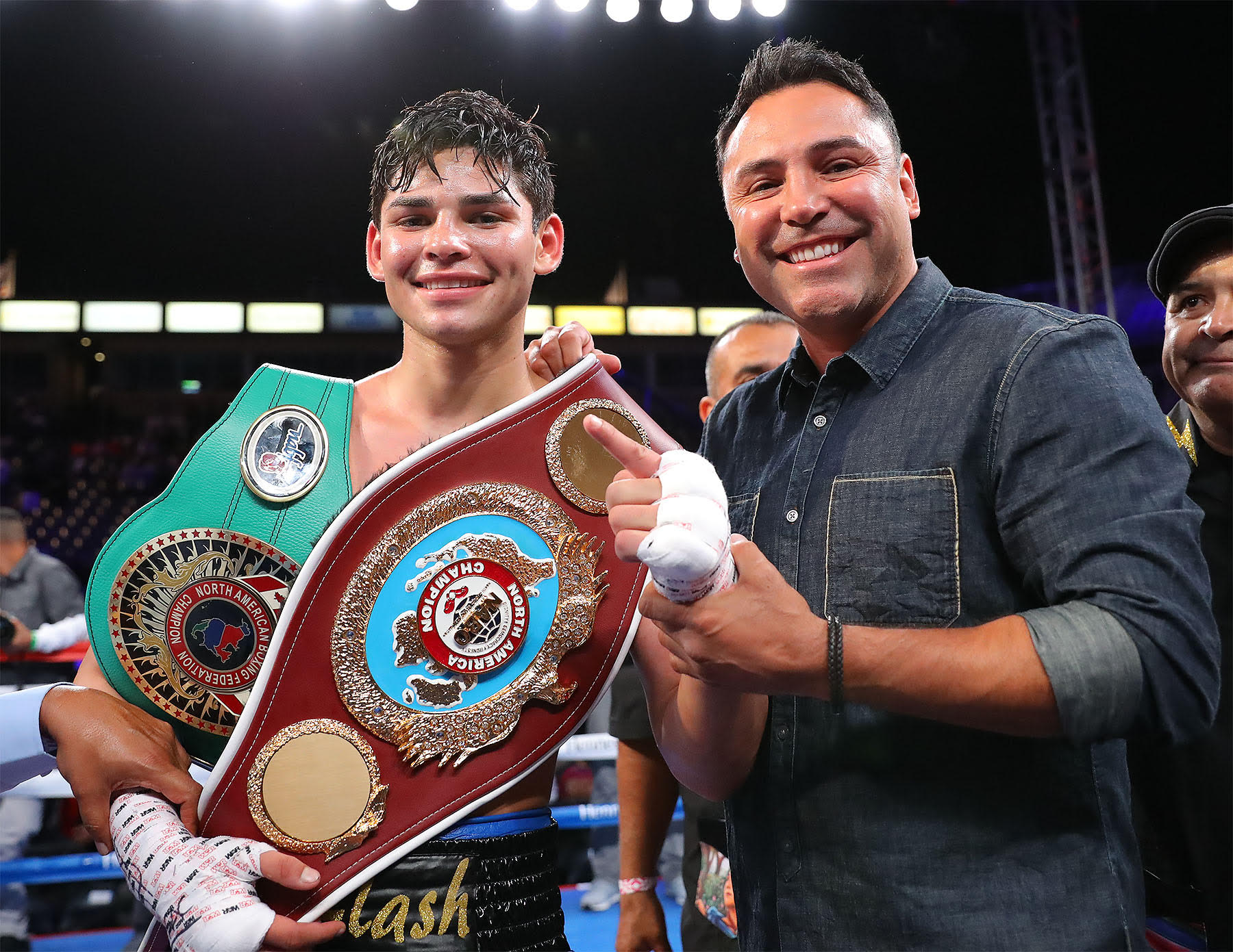 Ryan Garcia beats Francisco Fonseca in 80 seconds