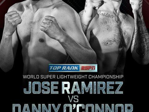 Jose Ramirez vs. Danny O'Connor